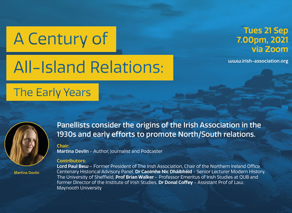 A Century of All-Island Relations: The Early Years